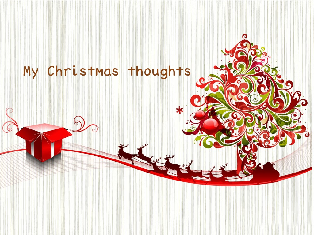 Christmas Thoughts.My Christmas Thoughts Marriage Chronicles